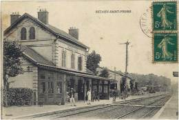 Béthisy Saint Pierre ( Gare ) - France