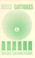 Amateur Radio QSL Card - HA2KRZ - Hungary - 1974 - 2 Scans - Radio Amateur