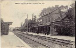 Nanteuil Le Haudouin – Intérieur De La Gare - Nanteuil-le-Haudouin