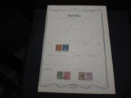 NATAL - Collection - A Voir - P20377 - Natal (1857-1909)