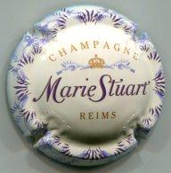 CAPSULE-CHAMPAGNE MARIE STUART N°11 Fond Crème - Marie Stuart