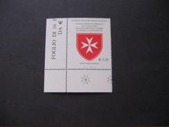 SMOM 2008 LUOGOTENENZA INTERINALE - FRA´ GIACOMO DELLA TORRE - INTEGRO - Malte (Ordre De)