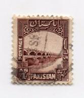 F01531 - Francobollo Stamp - PAKISTAN Ponte Bridge - Pakistan