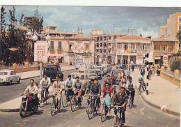 CYPRUS - Nicosia - Metaxas Square - The Cyclists - Chypre