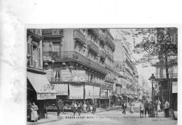 Paris Rue Demours - Arrondissement: 17