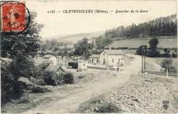 Claveisolles – Quartier De La Gare - France