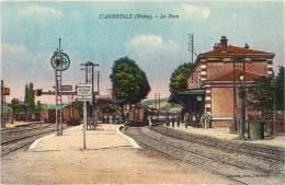 L'Arbresle – La Gare - L'Arbresle