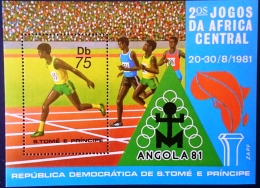 SAO TOME ET PRINCIPE Yvert BF 29 ** MNH. - Sao Tome Et Principe