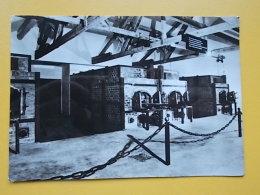 KOV 258 - DACHAU, Concentration Camp, CREMATORIUM, JEWISH MONUMENTS - Allemagne