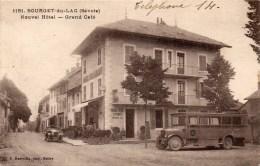 BOURGET DU LAC - France