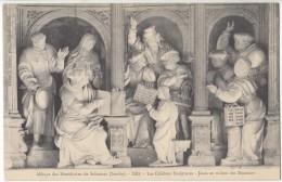 Abbaye Des Benedictins De Solesmes, Les Celebres Sculptures, Unused Postcard [18258] - Solesmes