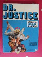Dr Justice N° 1 De 1973. Docteur. Sélection Pif Gadget. Le Magazine Des Judokas - Livres, BD, Revues