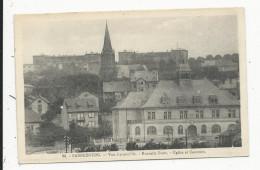 Sarrebourg   Poste Eglise Casernes - Sarrebourg