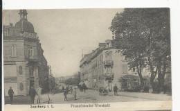 Sarrebourg  Franzosische  Vorstadt - Sarrebourg