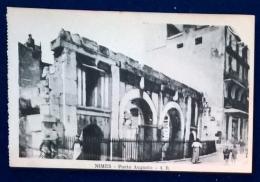 Nimes - Porte Auguste - Nîmes