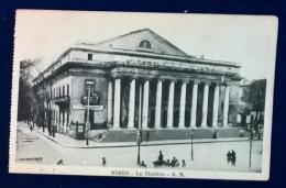 Nimes - Le Theatre - Nîmes