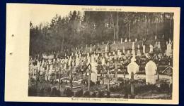 GRANDE GUERRE 1914-18 - Saint Mihiel - Cimitiere Allemand - Saint Mihiel