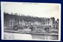 GRANDE GUERRE 1914-18 - Saint Mihiel - Panorama De Ruines - Saint Mihiel