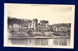 GRANDE GUERRE 1914-18 - Saint Mihiel - Les Bords De La Meuse - Saint Mihiel