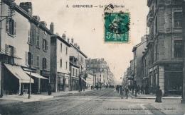 38 - GRENOBLE - Isère - Le Cours Berriat - Sonstige Gemeinden