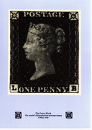 Penny Black Card - Stamps (pictures)