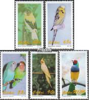 Südafrika - Ciskei 233-237 (kompl.Ausg.) Postfrisch 1993 Vögel - Ciskei