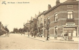 FOREST : Avenue Kersbeeck - RARE CPA - Forest - Vorst