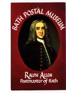 Ralph Allen Postmaster Of Bath - Postal Services