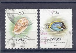 150025684  TONGA  YVERT   Nº   701/4 - Tonga (1970-...)