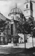 67Gc   Espagne Carcagente Plaza Mayor E Iglesia Parroquial - Espagne