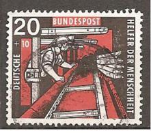 BRD 1957 // Michel 272 O (020.405) - Usados