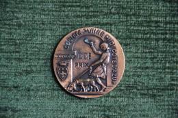 Médaille De La Société Canine MIDI COTE D´AZUR, CACIB PRIX - Professionnels / De Société
