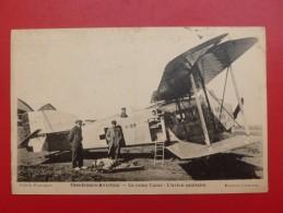 AVION SANITAIRE CAMP CAZES - Flugzeuge