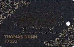 Famous Bonanza Casino Central City, CO - Slot Card - Casino Cards