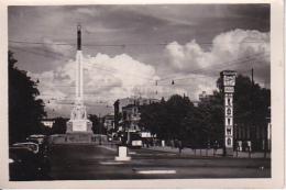 Foto Riga - Lettland - Freiheitsstatue - Ca. 1940 - 8*5,5cm (24032) - Orte