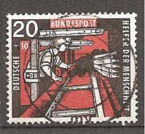 BRD 1957 (Bergmann) Michel 272 O !!! - Berufe