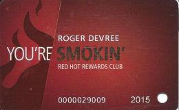 FireKeepers Casino - Battle Creek, MI - Slot Card - 2015 - Casino Cards