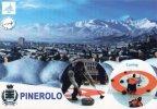 [DC0778] CARTOLINEA - TORINO 2006 - XX OLIMPIADI INVERNALI - PINEROLO - CURLING - Giochi Olimpici