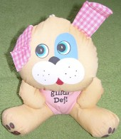 """Dog - """"Jag Gillar Dej"""" (I Like You) About 20 Cm Long - Other Collections"""