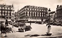 CPA Maine-et-Loire - 49000 - Angers - Place Du Ralliement En 1957 - Automobile - Citroën Traction, Tacots Et R. 4 Cv - Turismo