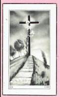 Bidprentje - Melania Catharina CROLS Echtg. Joannes Noyens - Lichtaart 1895 - Kasterlee 1954 - Religion & Esotericism