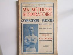MA METHODE RESPIRATOIRE De GYMNASTIQUE SUEDOISE  (100 Pages) - Sport
