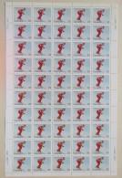 Canada 1980 Full Plate Mint - Olympics Lake Placid - Ski - 1952-.... Reign Of Elizabeth II