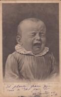 ENFANT ---DISSATISFACTION---(  JEAN QUI PLEURE )--voir 2 Sans - Cartes Humoristiques