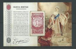 Australia 2010 Colonial Heritage $5 Miniature Sheet MNH - 2000-09 Elizabeth II