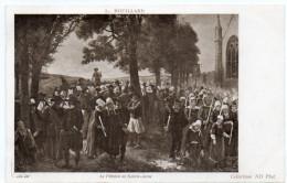 BRETAGNE -  Le Pardon De Sainte-Anne -  L. Mouillard -  Dos Simple - Bretagne