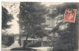 ECOUEN-EZANVILLE . VILLA DE LANESSAN . JOLIE CARTE DU 6-7-1908 - Ezanville