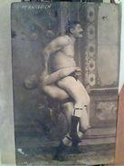 SPORT LOTTA GRECO-ROMANA - CAMPIONI FRATELLI RAICEVICH TRIESTE CAMPIONE MONDO Firma Di  Diomede  Carlo P....N1909 FN3774 - Lutte