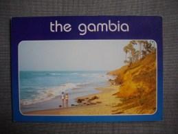 THE GAMBIA  -  GAMBIE  -  Fajara Beach  - - Gambie