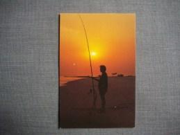 GUINE BISSAU  -  Archipel Bijagos  -  Surf Casting  - - Guinea-Bissau
